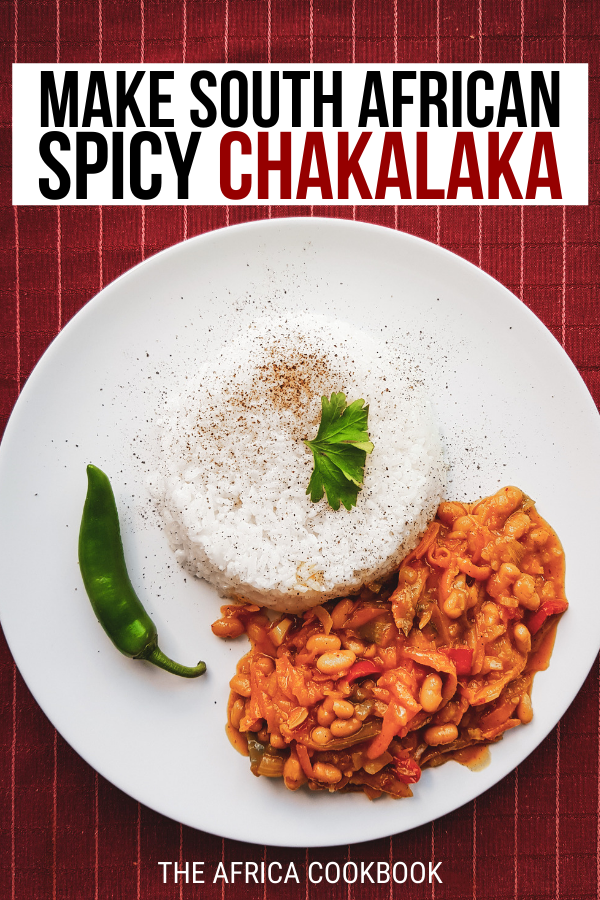 How to Make Perfect Spicy South African Chakalaka Recipe