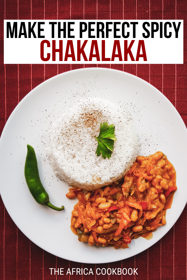 How to Make Perfect Spicy South African Chakalaka