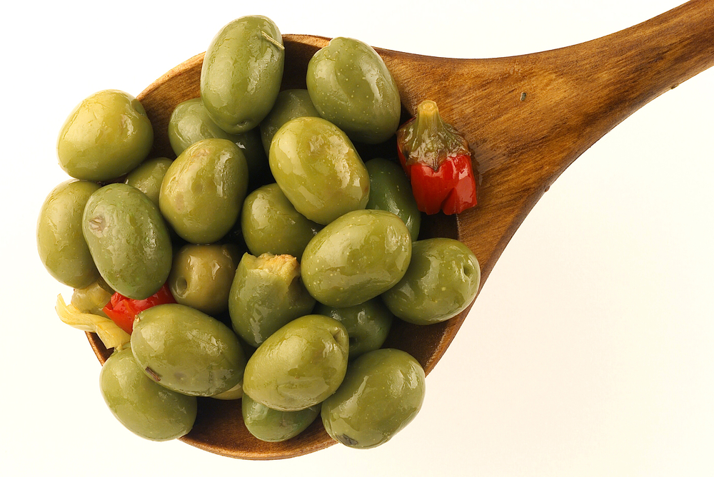 Tunisia - Tunisian Food - Tunisia - Tunisian Food - Tunisian Olives